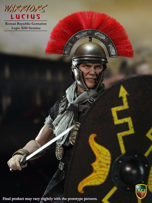 Men War Centurion Lucius Vorenus Helmet Armor Movies rome warrior ...