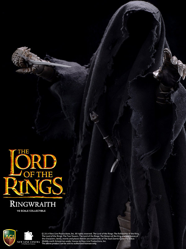 ACI TOYS - LORD OF THE RING - RINGWRAITH Am001.1