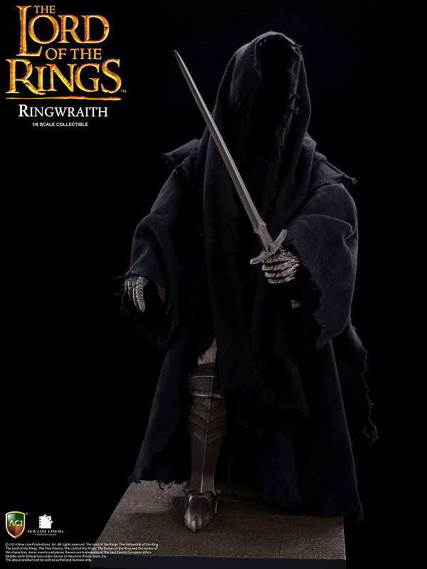 ACI TOYS - LORD OF THE RING - RINGWRAITH Am001.10
