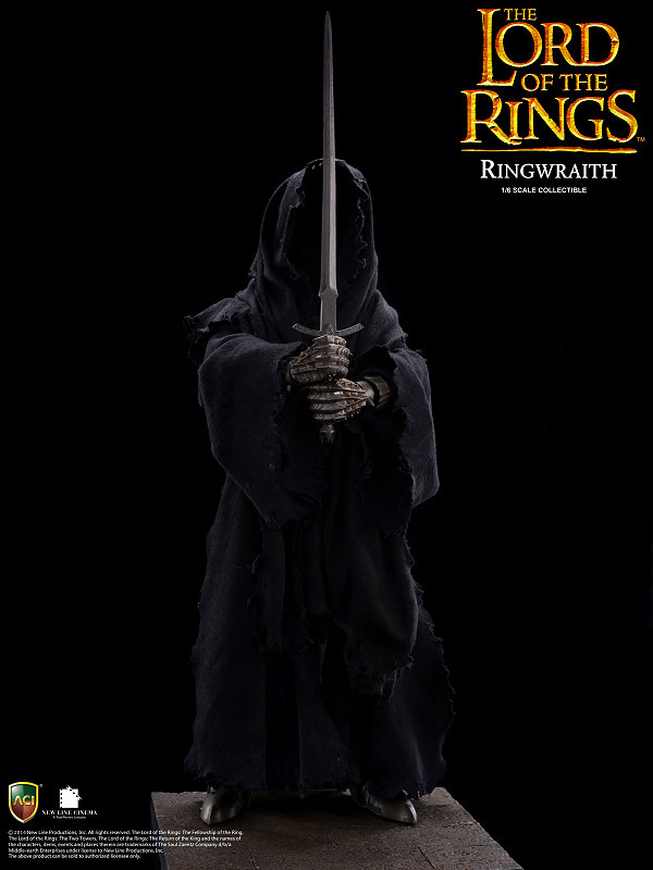 ACI TOYS - LORD OF THE RING - RINGWRAITH Am001.11