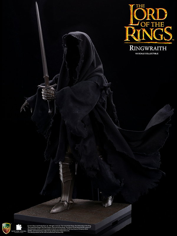 ACI TOYS - LORD OF THE RING - RINGWRAITH Am001.12