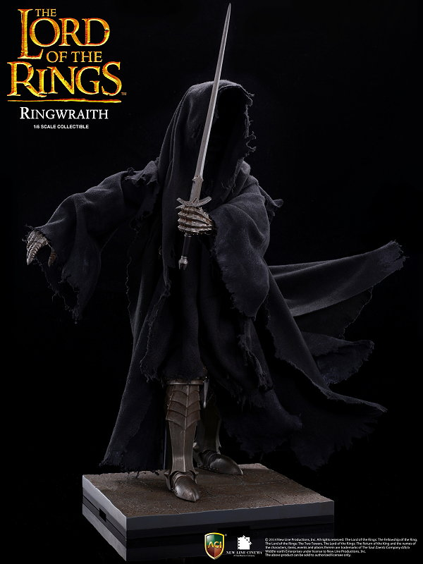 ACI TOYS - LORD OF THE RING - RINGWRAITH Am001.13