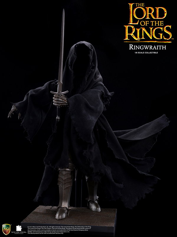 ACI TOYS - LORD OF THE RING - RINGWRAITH Am001.14