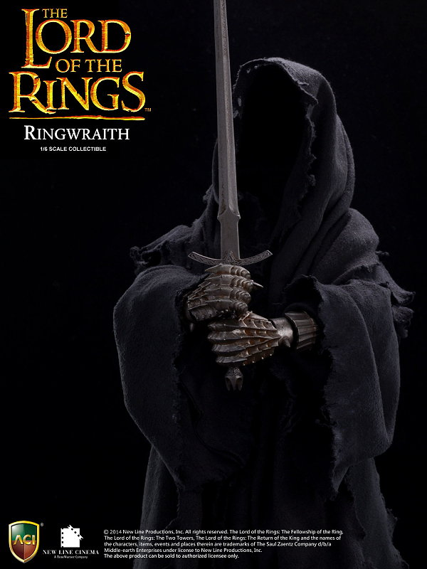 ACI TOYS - LORD OF THE RING - RINGWRAITH Am001.15