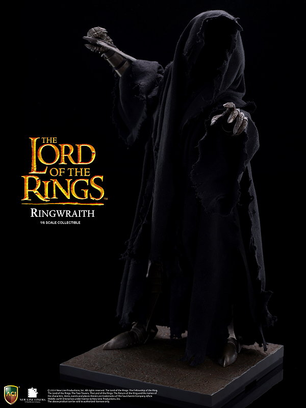 ACI TOYS - LORD OF THE RING - RINGWRAITH Am001.16