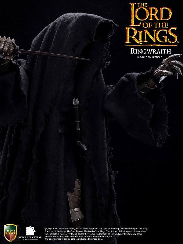 ACI TOYS - LORD OF THE RING - RINGWRAITH Am001.17