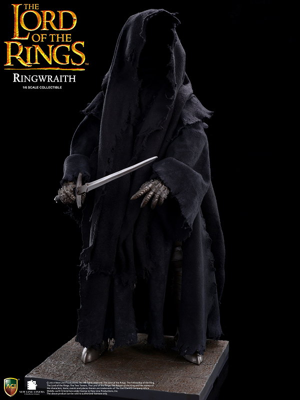 ACI TOYS - LORD OF THE RING - RINGWRAITH Am001.18