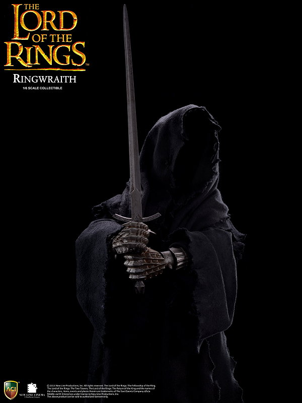 ACI TOYS - LORD OF THE RING - RINGWRAITH Am001.19