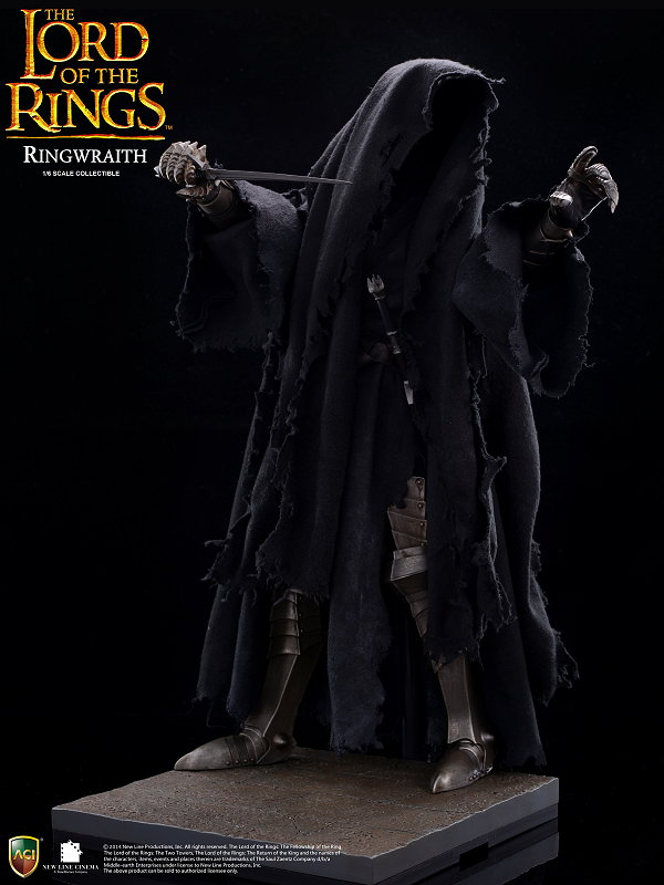 ACI TOYS - LORD OF THE RING - RINGWRAITH Am001.2