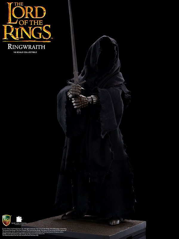 ACI TOYS - LORD OF THE RING - RINGWRAITH Am001.20