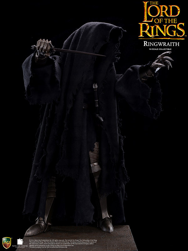ACI TOYS - LORD OF THE RING - RINGWRAITH Am001.21