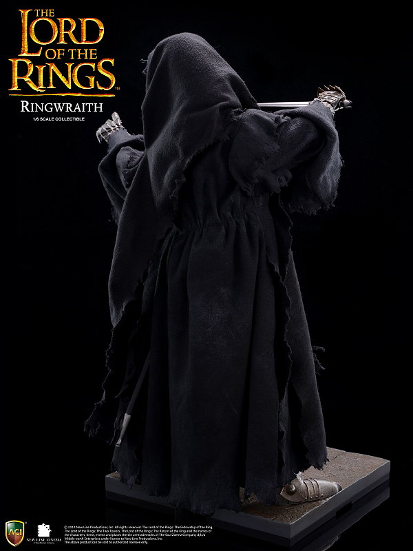 ACI TOYS - LORD OF THE RING - RINGWRAITH Am001.22