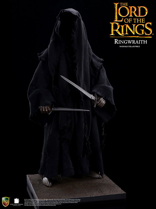 ACI TOYS - LORD OF THE RING - RINGWRAITH Am001.23
