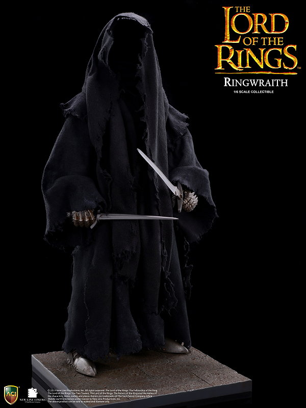 ACI TOYS - LORD OF THE RING - RINGWRAITH Am001.24