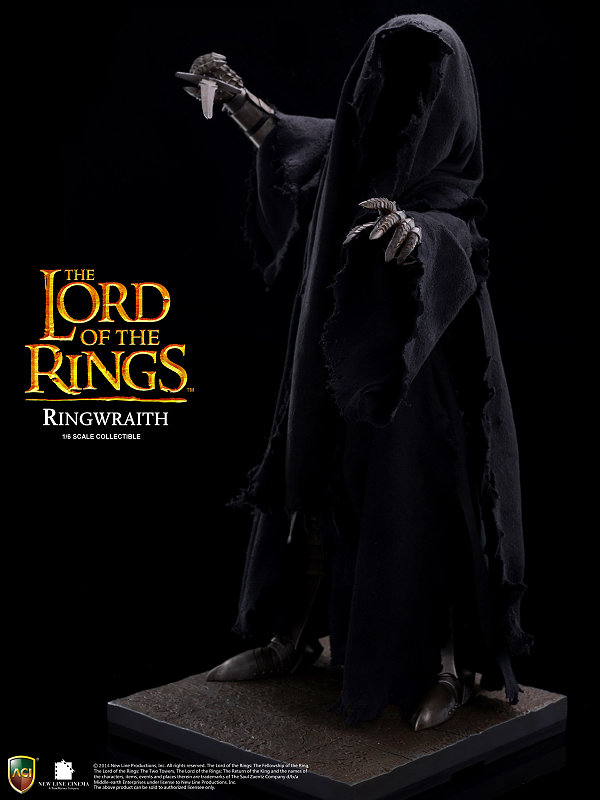 ACI TOYS - LORD OF THE RING - RINGWRAITH Am001.25