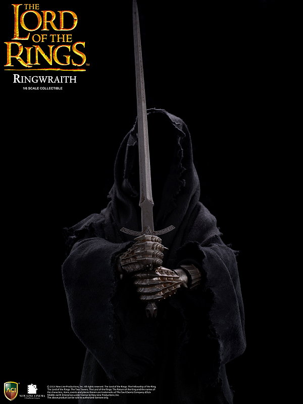 ACI TOYS - LORD OF THE RING - RINGWRAITH Am001.27