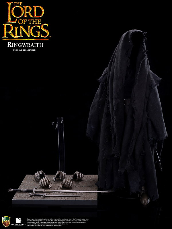 ACI TOYS - LORD OF THE RING - RINGWRAITH Am001.28