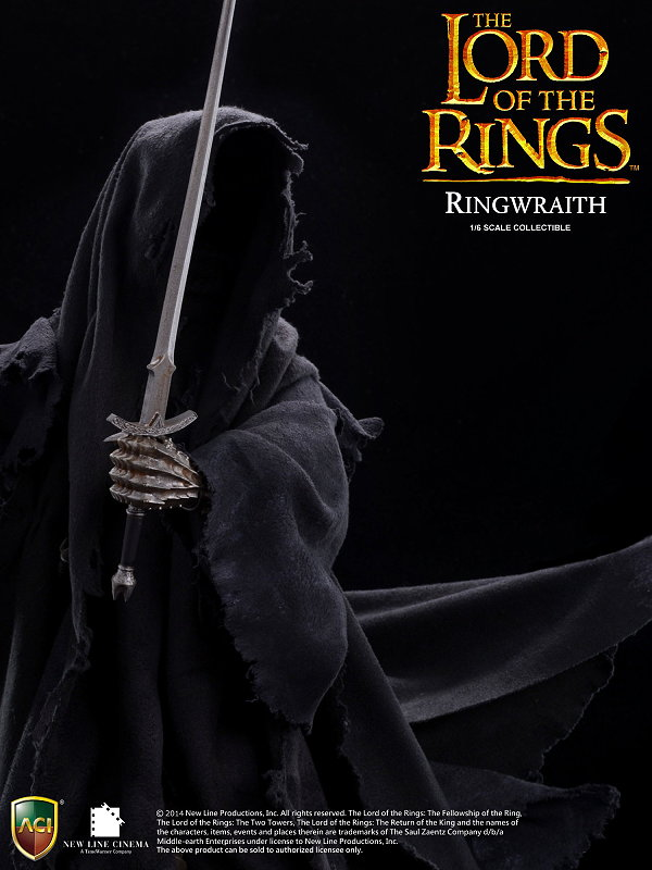 ACI TOYS - LORD OF THE RING - RINGWRAITH Am001.3