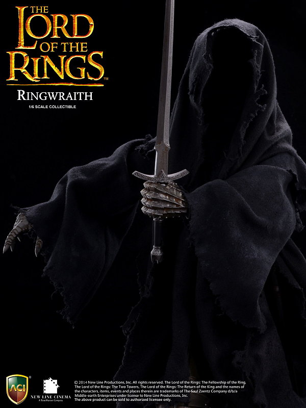 ACI TOYS - LORD OF THE RING - RINGWRAITH Am001.4