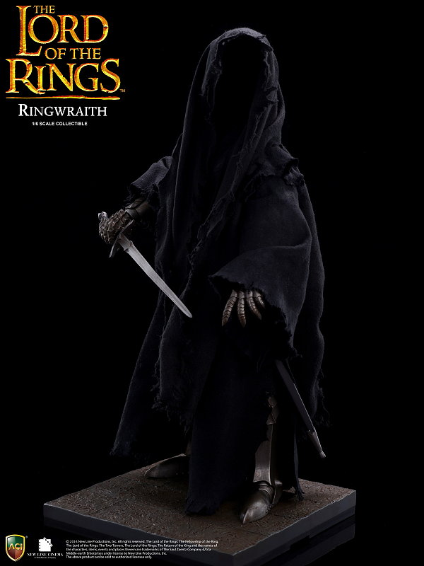 ACI TOYS - LORD OF THE RING - RINGWRAITH Am001.5