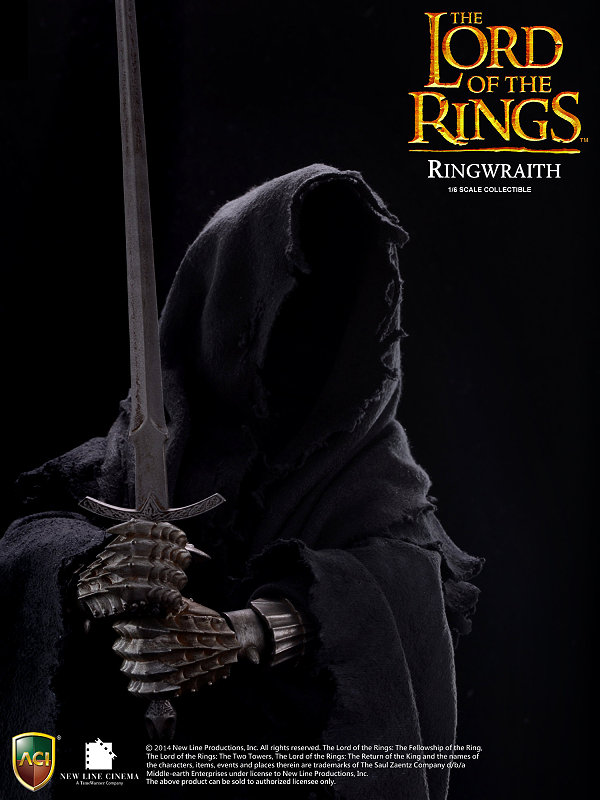 ACI TOYS - LORD OF THE RING - RINGWRAITH Am001.6