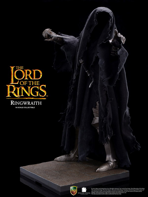 ACI TOYS - LORD OF THE RING - RINGWRAITH Am001.7
