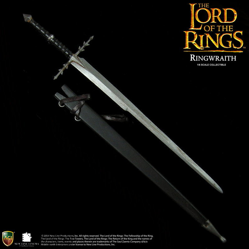 ACI TOYS - LORD OF THE RING - RINGWRAITH Am001.exsword-1