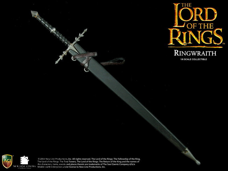 ACI TOYS - LORD OF THE RING - RINGWRAITH Am001.exsword-2