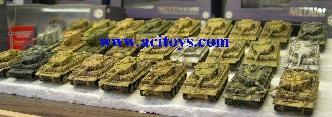 click to see details of new 1/144 Tanks